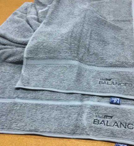 toallas y toallones bordados