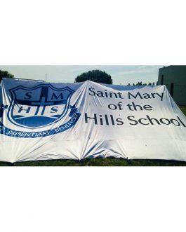 Banderas para colegios e instituciones
