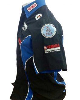 Camisa para uniformes modelo Racing