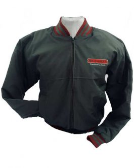 Campera modelo aviador universitaria